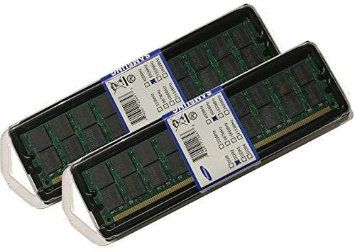 8GB (2 x 4GB) DDR2 800 MHz PC2-6400 Arbeitsspeicher RAM für AMD Systeme