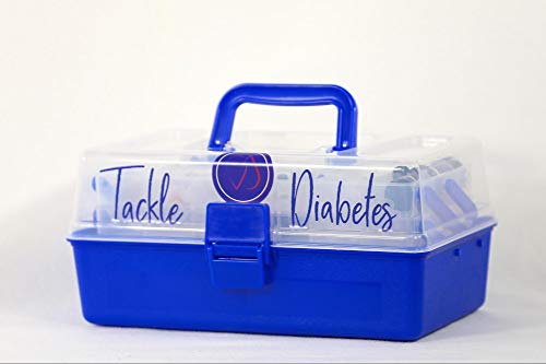 """ThisDiabetic Tackle Diabetes Box T1D Starter Set 