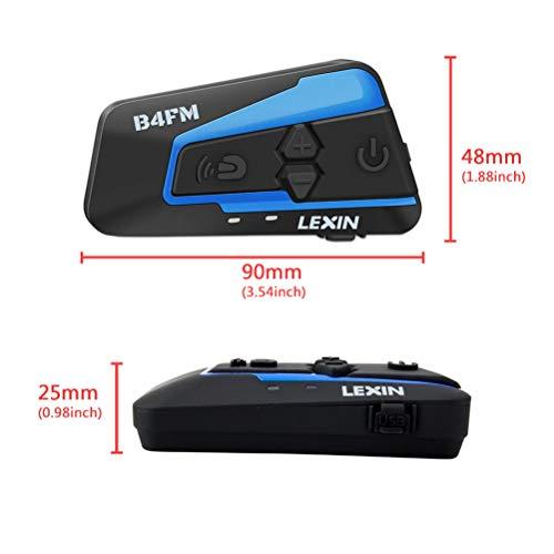 LEXIN B4FM Dual Pack - 8