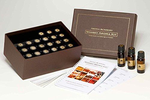 Aroma Academy - Whisky Aroma Kit - 24 Aroma Nose Training System