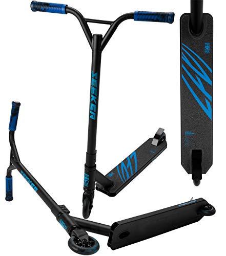 RAVEN Stunt/Freestyle Scooter, Roller, Tretroller, Cityroller Evolution Seeker (Blue)