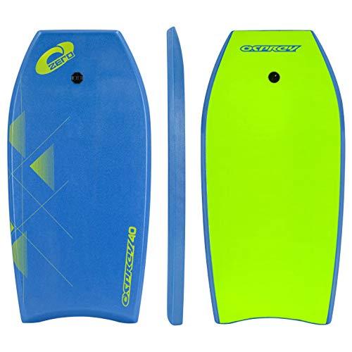 Osprey Zero - Tabla de Bodyboard con Correa para niños y