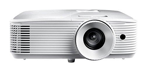 Optoma E1P0A0UWE1Z1  HD27e Desktop-Projektor  DLP 1080p Weiß