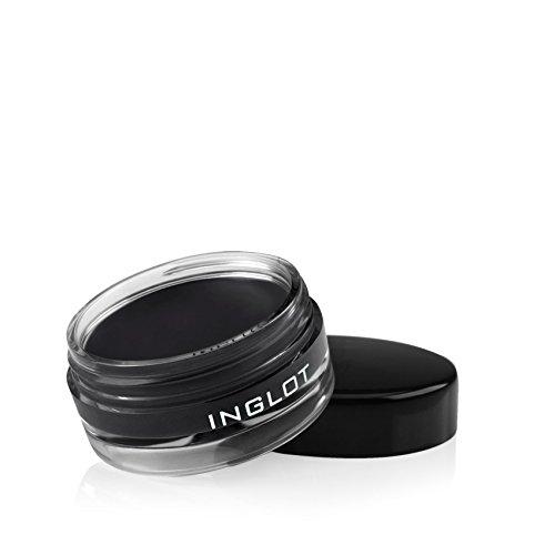 Inglot AMC Matte Eyeliner Gel, 77 Black, 5.5g