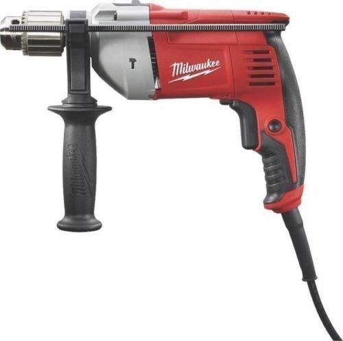"New Milwaukee 5376-20 Electric Keyed 1/2"" 8 Amp Heavy Duty Hammer Drill"