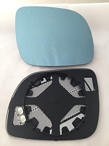 DAPA 1111583 Spiegelglas rechts konvex beheizbar mit blauer Tönung