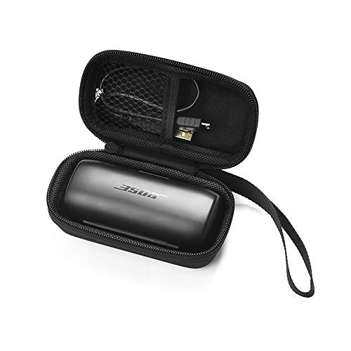 LuckyNV Portátil Protectora Caja Bolsa para Bose SoundSport Free, B&O Play beoplay E8, Samsung Gear IconX, AirPods, Sony WF1000X Auriculares Accesorios