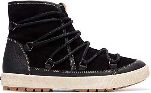 Roxy (ROY11) Darwin-Winter Boots for Women, Botas Slouch para Mujer, Black Bl0, 41 EU
