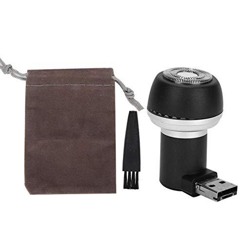 Afeitadora de pelo, afeitadora de adsorción magnética, ligera para el hogar, para viajes, para la belleza, para la familia(USB Android 2-in-1 interface)