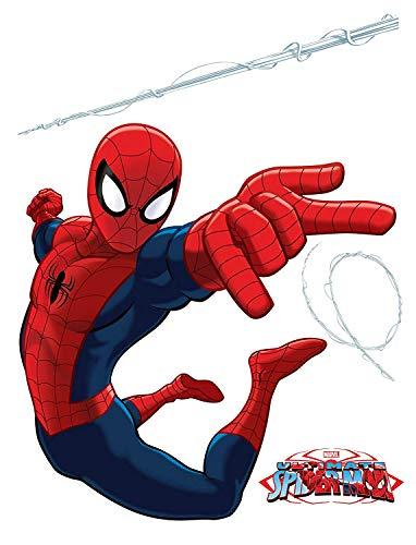 posterdepot Marvels Ultimate Spiderman - Der ultimative Spider-Man - Größe 65 x 85 cm Verpackungsgröße: 66 x 90 cm