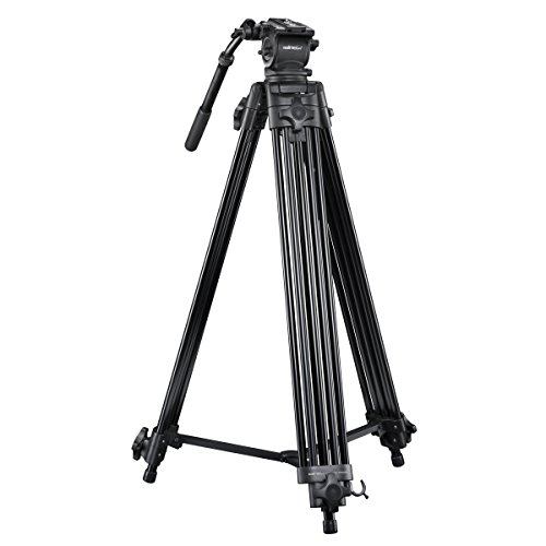 Walimex Pro Videostativ Cineast I 188 cm