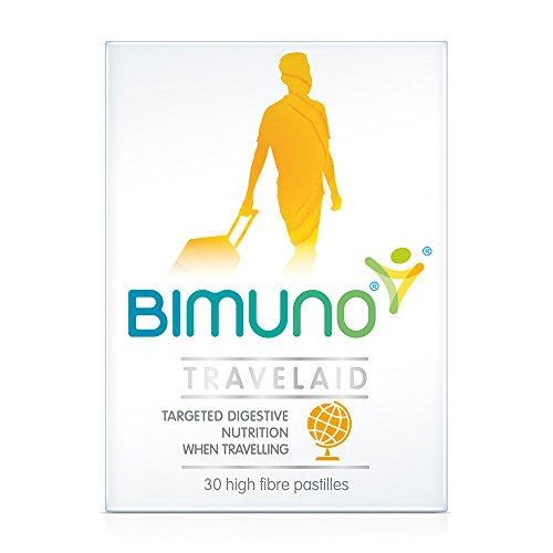 Bimuno TRAVELAID Prebiotic 30 Pastilles