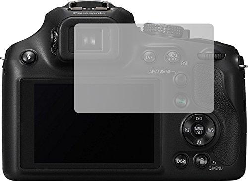 Slabo 4 x Displayschutzfolie für Panasonic LUMIX DMC-FZ72EG-K Displayfolie Schutzfolie Folie No Reflexion | Keine Reflektion MATT