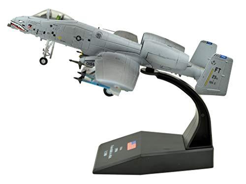 TANG DYNASTY(TM) 1/100 A-10 サンダーボルトII 対地攻撃機 合金製 完成品 アメリカ合衆国空軍塗装 1994 飛行機 模型 モデル (旧塗装)