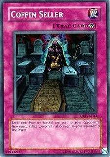 Yu-Gi-Oh! - Coffin Seller (DR1-EN041) - Dark Revelations 1 - Unlimited Edition - Super Rare