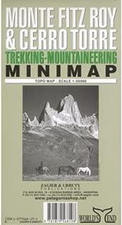 Monte Fitz Roy & Cerro Torre Minimap: Trekking & Mountaineering (Paperback) - Common