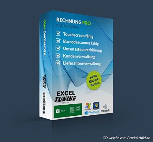 Excel-Tuning Rechnungsprogramm-Pro