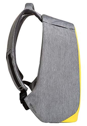 XD Design Bobby - Mochila antirrobo, color amarillo