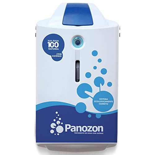 Ozonizador Panozon P+ 35 Para Piscinas Até 35.000 Litros Panozon Branco/azul