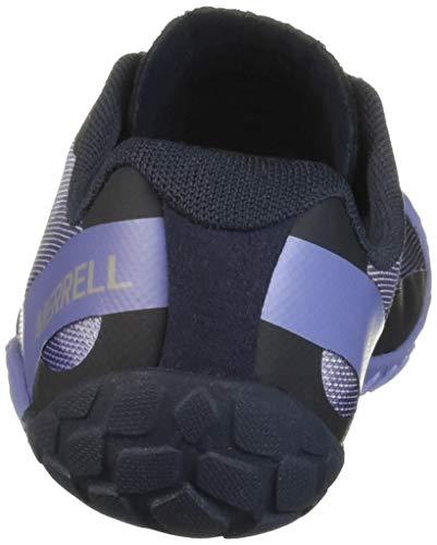 Merrell Women's Vapor Glove 4 Fitness Shoes, Blue (Velvet Morning), 5 (38 EU)