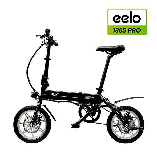 eelo Bicicletta elettrica Pieghevole 1885 PRO