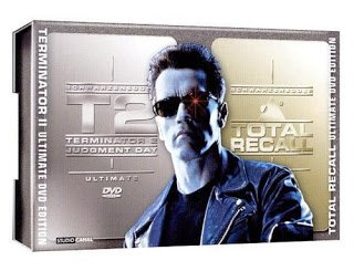 Terminator 2 + Total Recall Ultimate Editions [French Box Set]