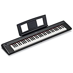 Yamaha NP32 Portable Digital Piano - Best Digital Pianos for Under $500