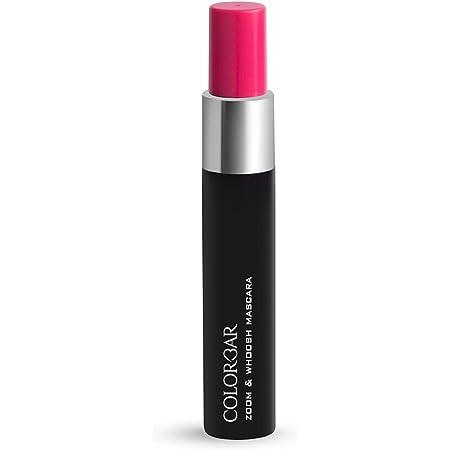 Colorbar Zoom and Whoosh mascara, Black Sin, 9 ml