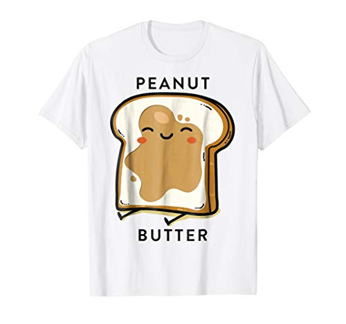 Peanut Butter Jelly 2 Matching BFF Best Friend T Shirts Tees