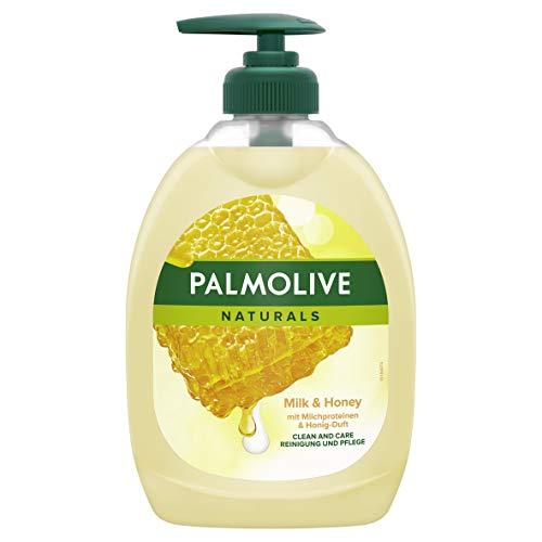Palmolive Naturals Milch & Honig Flüssigseife, 500 ml