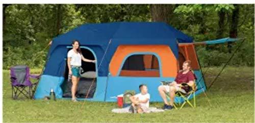 CampValley casa de campaña para 10 Personas
