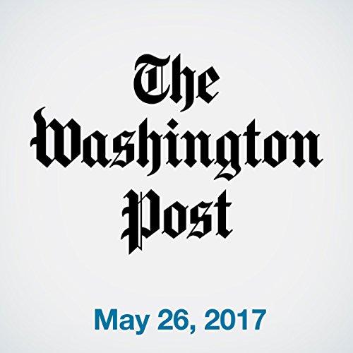 May 26, 2017 copertina