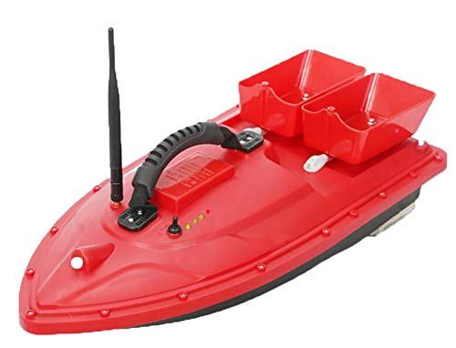 potente para casa Barco XIHAIR C Barco de pesca de 2,4 GHz Barco RC Super larga distancia 500m Botas Schnell …