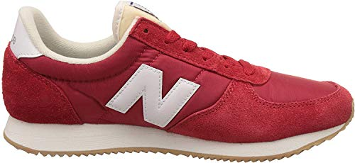 New Balance - U220 - Zapatillas - Racer Red/White
