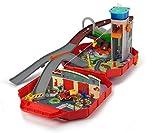 Dickie Toys 203095002 Ponty Pandy Feuerwehrmann Sam Koffer-Spielset, bunt -