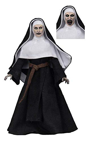 NECA ACTIONFIGUREMANIA Conjuring The Nun Movie Valak Clothed Action Figure