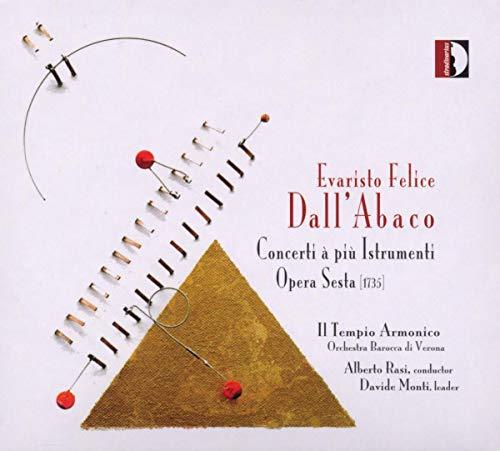 Dall'Abaco: Concerto A Piu Istrumenti, Op. 6 / Il Tempio Armonico - Rasi