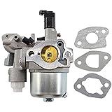 SPM Carburetor with Fuel Filter for Manco Scorpion 606 Go Kart 6.5 Hp Engine