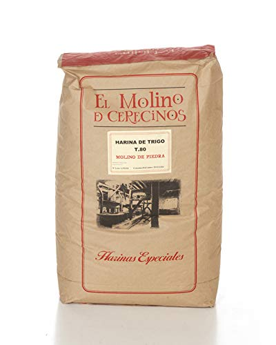 "Harina de Trigo T.80 ""MOLINO DE PIEDRA"" 25 kg"