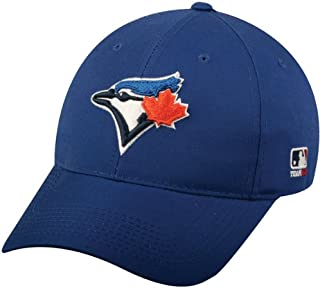 Toronto Blue Jays YOUTH (Ages Under 12) Adjustable Hat MLB Officially Licensed Major League Baseball Replica Ball Cap