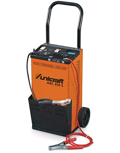 Stürmer Unicraft 6850450 Acculader ABC 350 S (batterijonderhoudsinstel; voor wet-, gel- en AGM-batterijen, met chassis)