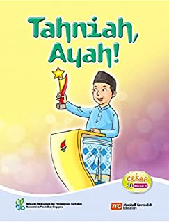Malay Language Small Reader 3B Book 2 for Primary Schools (MLPS) (Cekap)