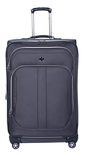 Revo Twist Expandable Spinner, 29', Charcoal, One Size