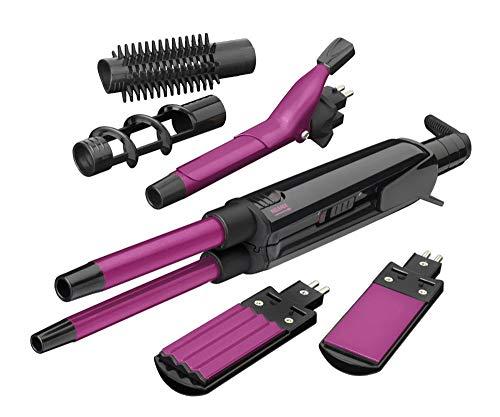 Piastra per capelli Elettrico multiuso per capelli Bigodino per capelli Clip Wave 12 in una diversificazione