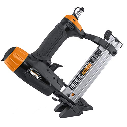 Freeman PFBC940 Pneumatic 4-in-1 18-Gauge 1-5/8' Mini Flooring Nailer and...