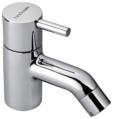Hindware F280001CP Pillar Cock (Flora) with Chrome Finish