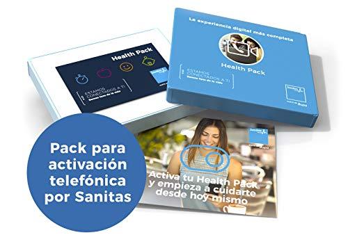 Sanitas Health Pack: 3 meses de seguro de salud con consultas y videoconsultas ilimitadas + Servicios exclusivos a domicilio + Plan personalizado de salud Sanitas