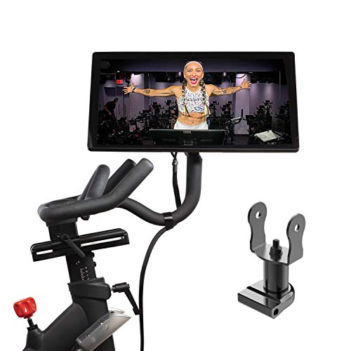 360 Degree Aviation Aluminum Screen Monitor Adjuster for Peloton Bike(Not Compatible with Peloton Bike +) by