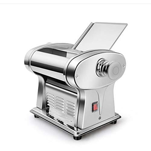YHANX Macchina for La Pasta E caffè, Multi-Funzione in Acciaio Inox Elettrodomestici Completamente Automatico Piccolo Tagliapasta Macchina for Spaghetti Freschi E Lasagna (Color : One Knife)
