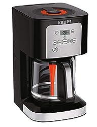 cheap KRUPS 7211002967 EC321 coffee machine, 12 cups ((60 fl.oz.)), Black